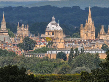 Oxford University aims for net zero carbon and biodiversity net gain by 2035