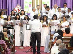 Collective nature of choral singing
