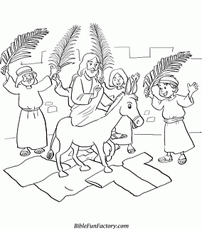 Jesus riding donkey primary.png