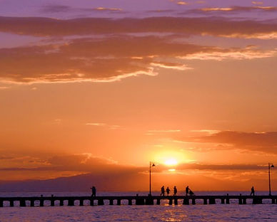 Agia Triada beach- Thessaloniki