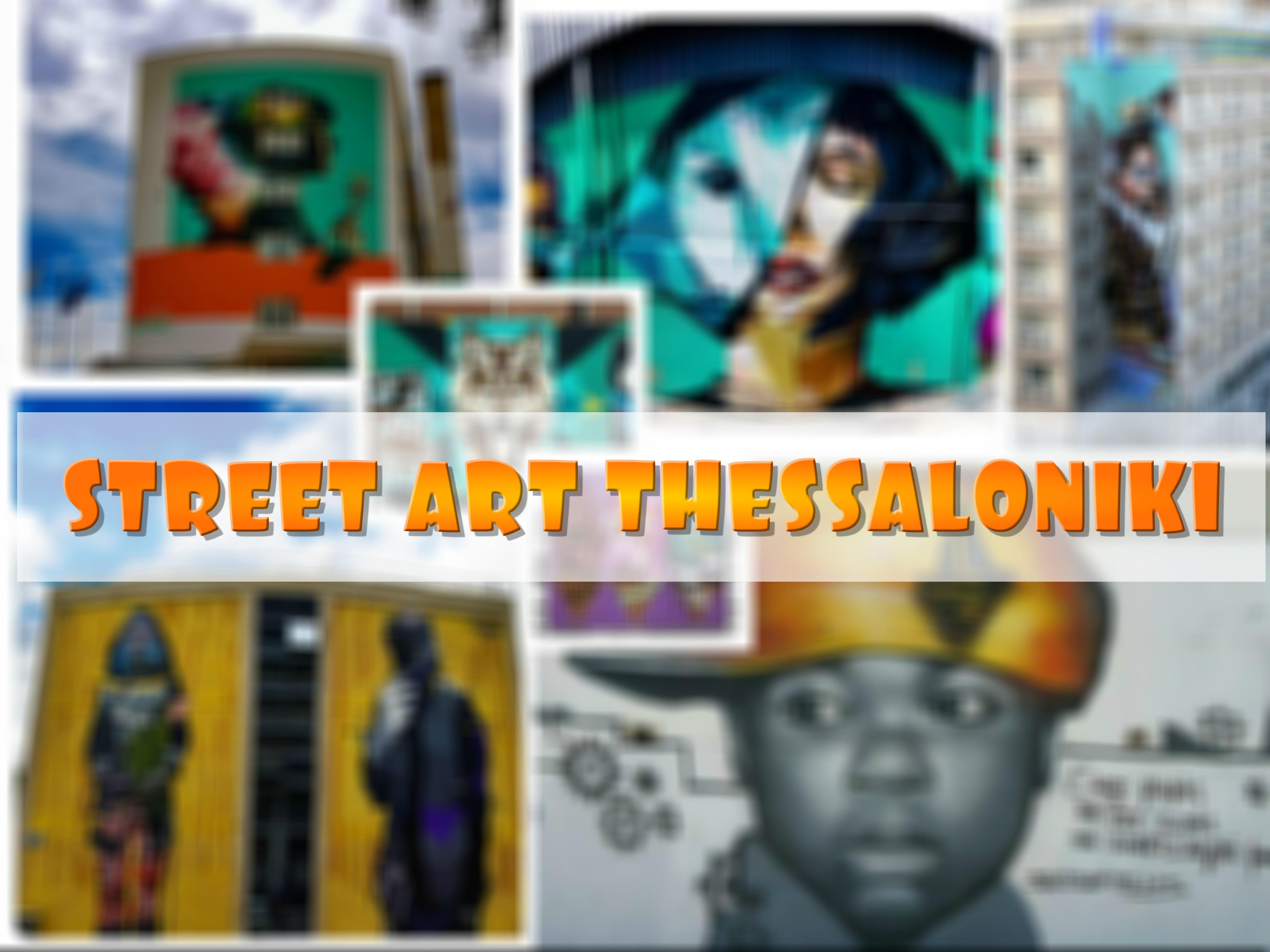 Street Art Thessaloniki