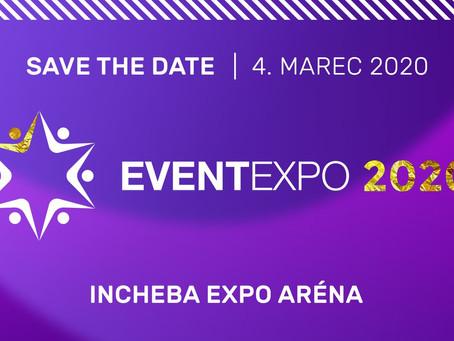 Dodhodnite si s nami stretnutie na Event Expo 2020