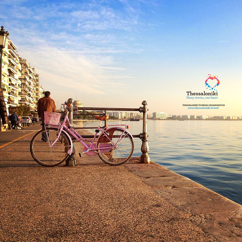 Thessaloniki on two wheels