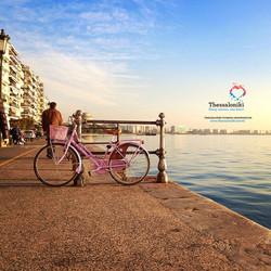 Thessaloniki on two wheels