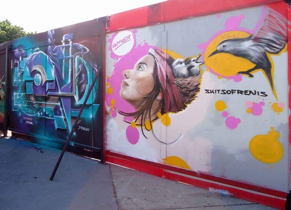 """woman"" -artist : Skitsofrenis"