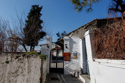 Latomou Monastery (Osios David)