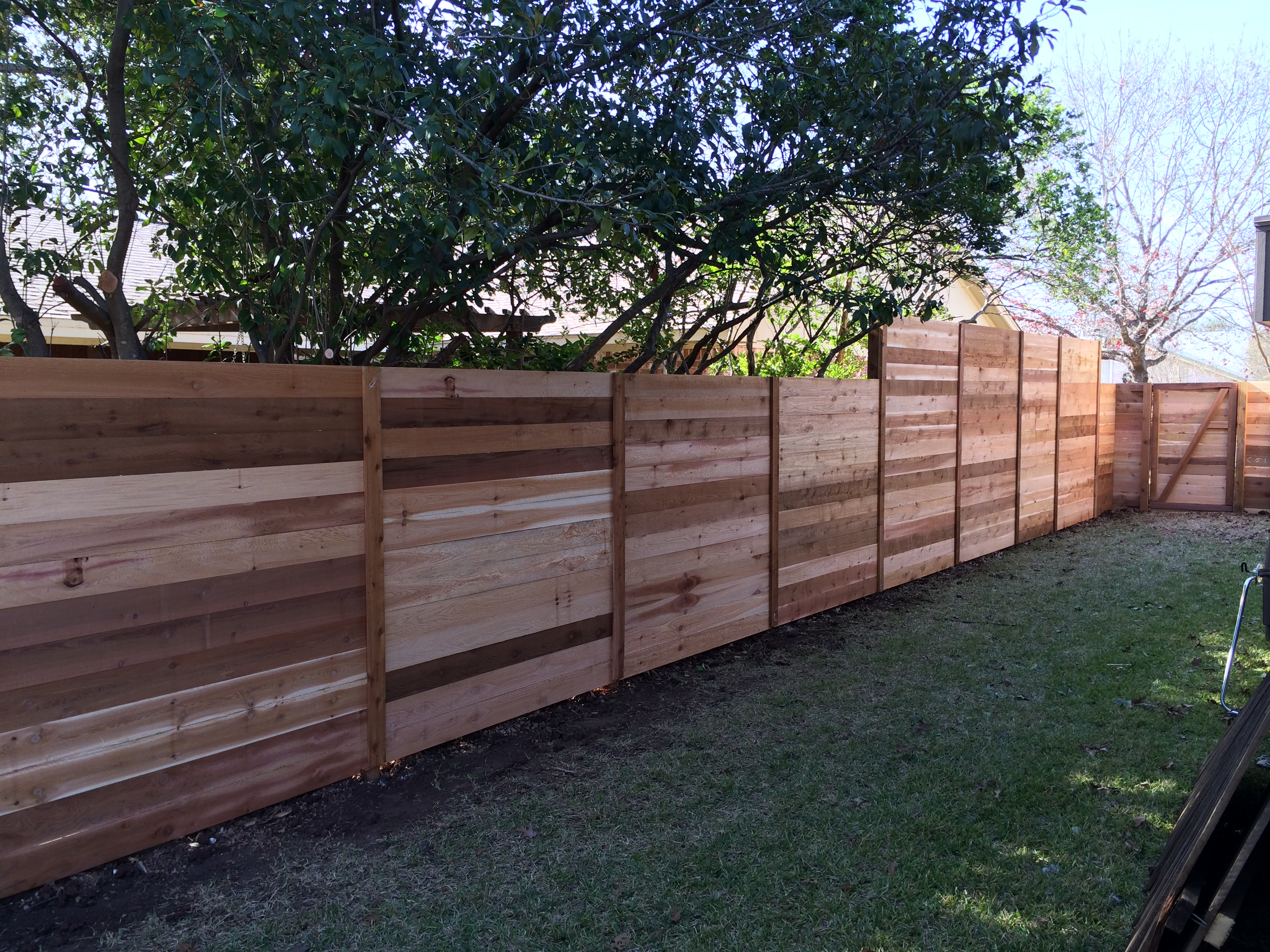 Austin brothers fence company quality fence installation baanklon Image collections