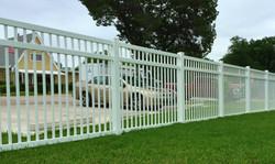 Vinyl Fence Austin