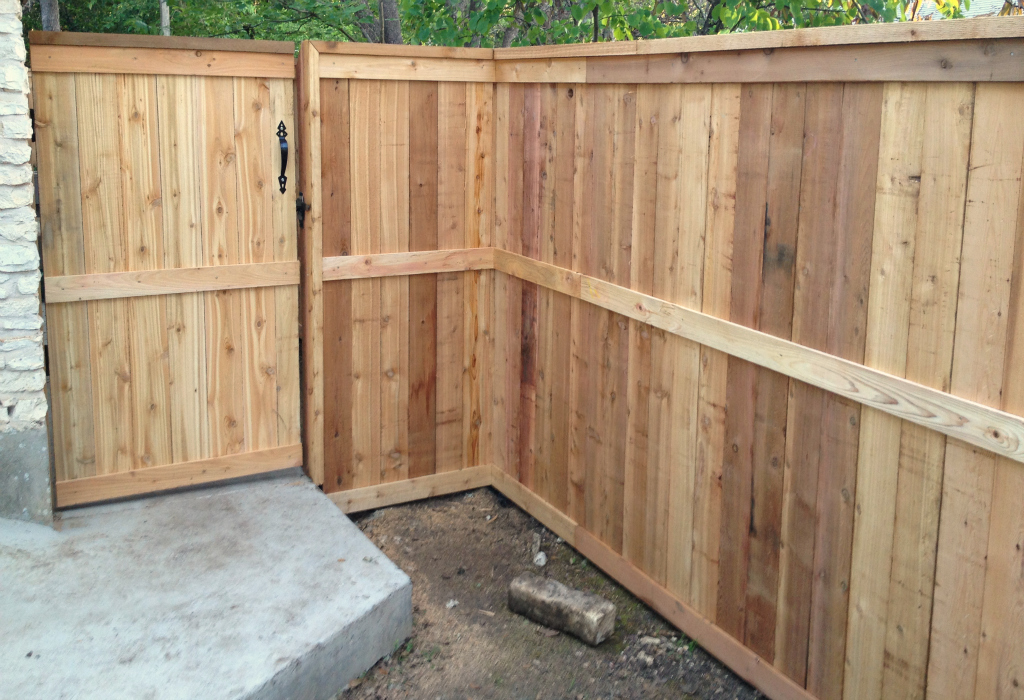Privacy Fence Austin