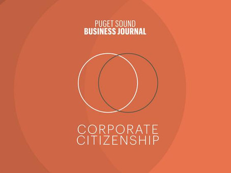 Corporate Citizen Category Winner!