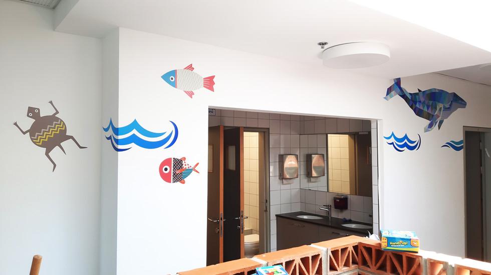 עיצוב גראפי לקירות | טפטים מעוצבים