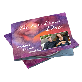 The Lev-Evans Duo CD