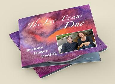 Lev Evans Duo CD