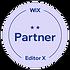 WIX Pioneer badge