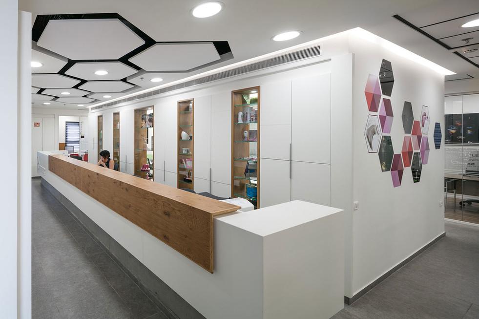 wall graphics - lobby