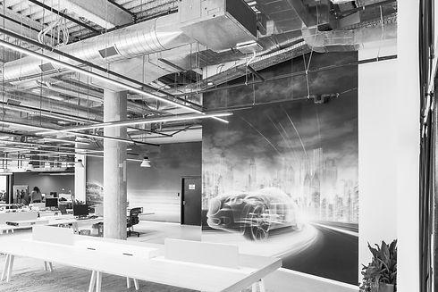 General motors office design