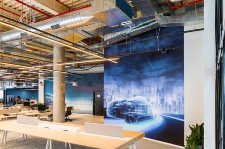 General Motors R&D center Israel