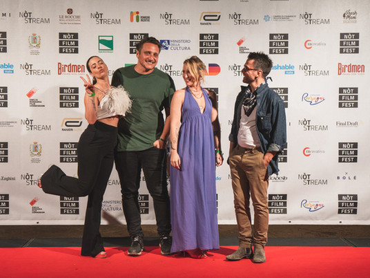 ⚡Nòt Film Fest's Logbook-Last Day⚡