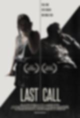Last Call - Poster - Digital - Not Film