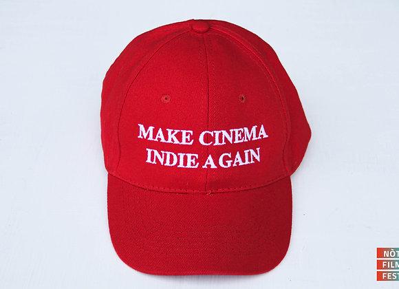 Make Cinema Indie Again Hat