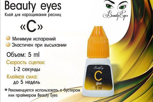 """Beauty Eyes"" C-דבק להלחמת ריסים סוג"