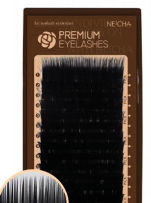 Ресницы Premium Lashes Neicha, черные