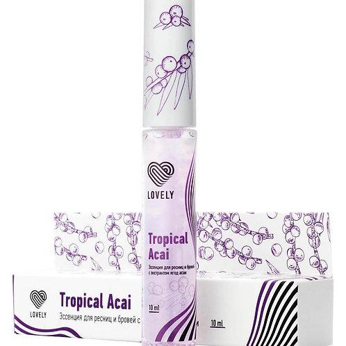 Эссенция LOVELY для ресниц и бровей Acai Tropical, 10 мл
