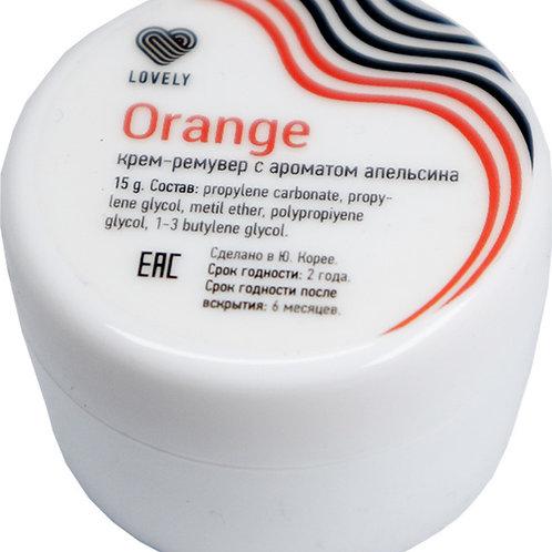 ניחוח תפוז ,Lovely רמובר