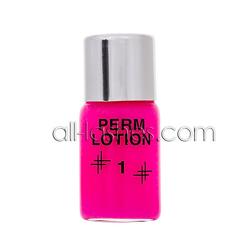 Composition N1, perm lotion