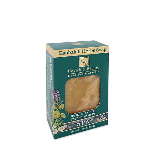 Мыло на основе лекарственных трав по рецептам Каббалы