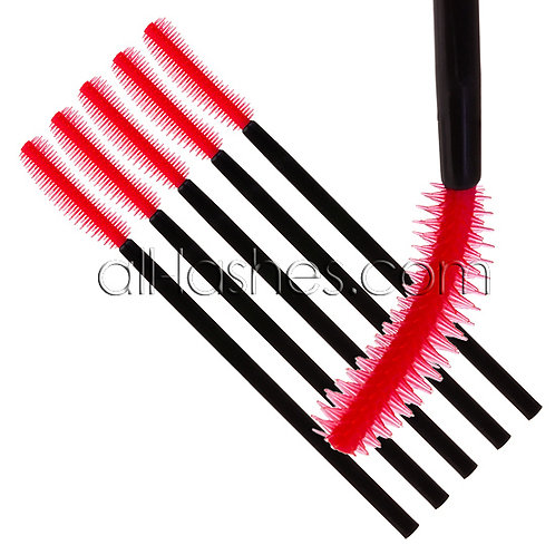 Brush flexible,rubber, 10pieces