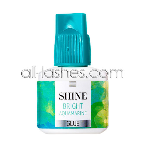 Shine Bright Aquamarine דבק להלחמת ריסים