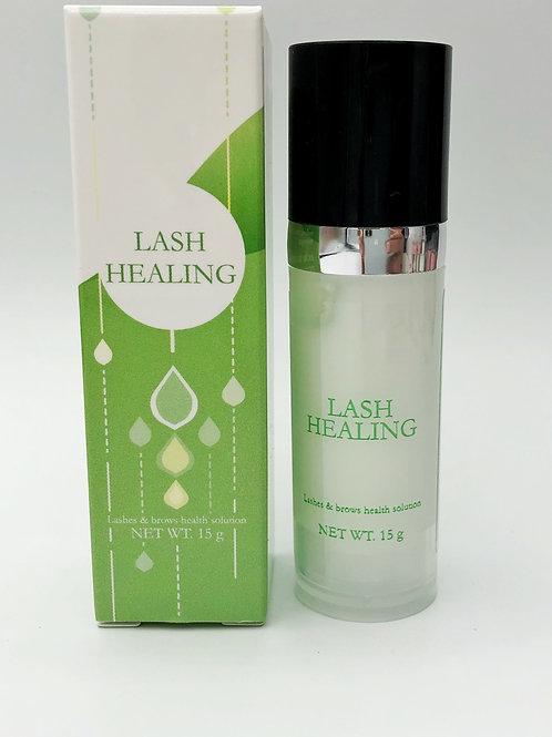 Botox Lash Healing