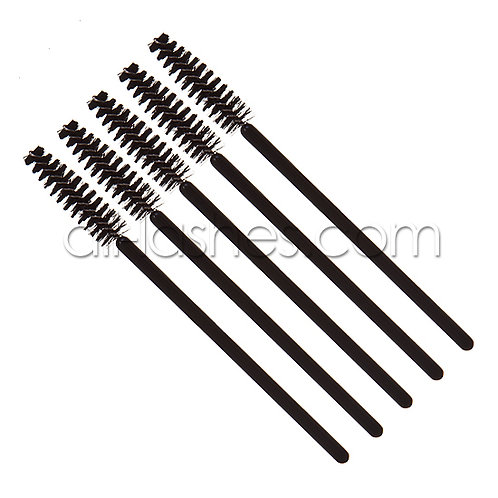 Brushes black, 50 pieces