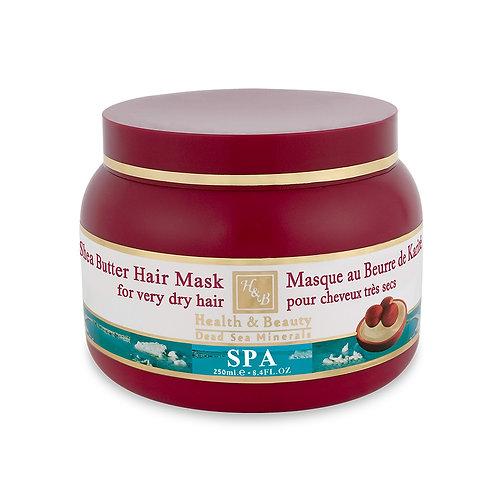 Маска для волос с маслом Ши