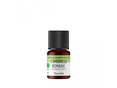 Huile essentielle Camomille romaine Bio - 2 ml