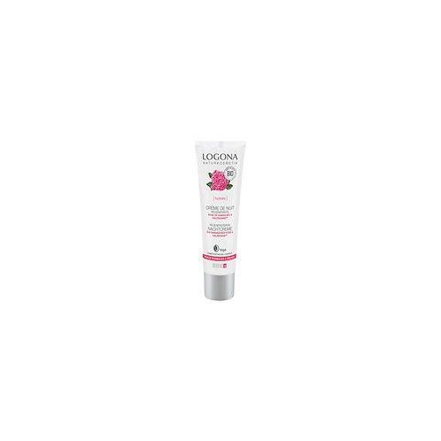 Crème de nuit régénérante rose de Damas kalpariane - 30 ml