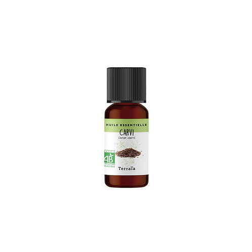 Huile essentielle Carvi Bio - 10 ml