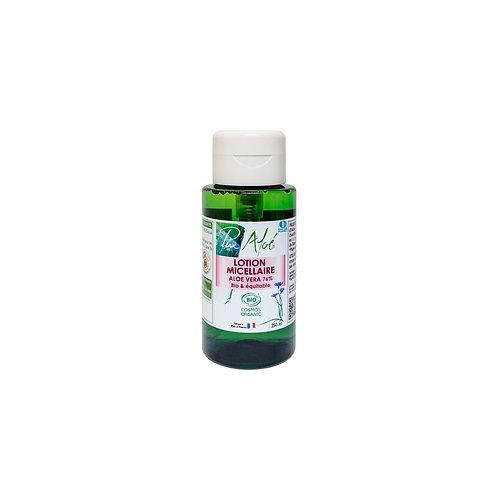 Lotion micellaire à l'Aloé Vera Bio - 250 ml