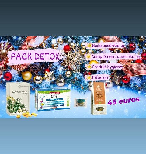 Pack Détox