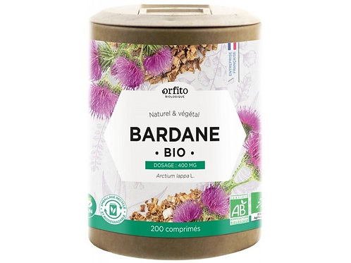Bardane Bio - 200 comprimés
