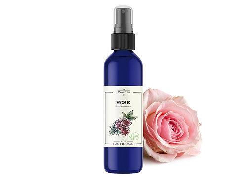 Eau florale Rose de Damas Bio - 200 ml  ParTerraïa