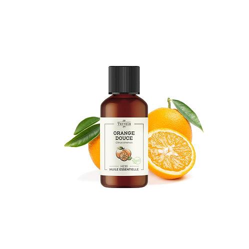Huile essentielle Orange douce Bio - 30 ml