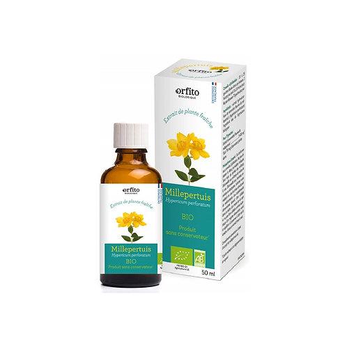 Millepertuis Bio Extrait de plante fraîche - 50 ml