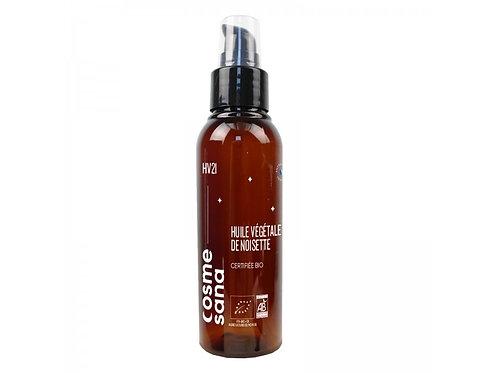 Huile végétale Noisette Bio - 100 ml