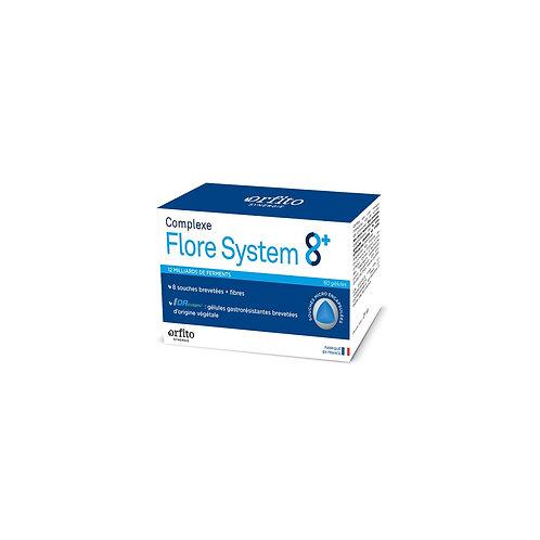 Complexe Flore System 8 - probiotiques - 60 gélules