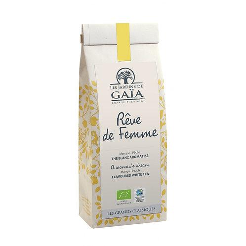 Thé blanc Rêve de femme Bio - 50 g