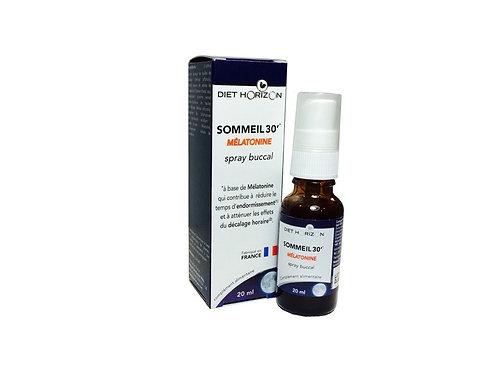 Sommeil spray avec mélatonile - 20 ml