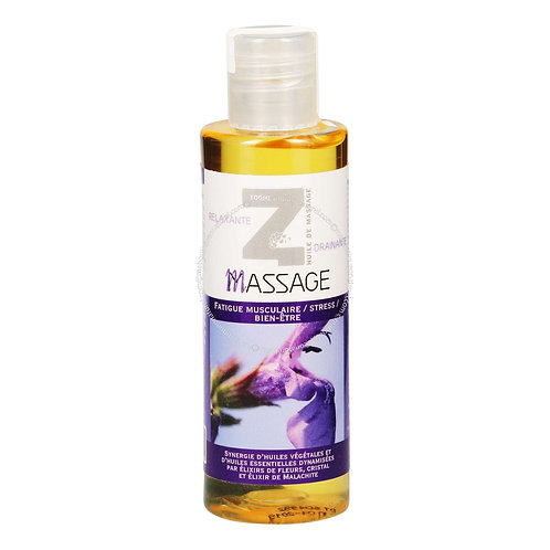 Z massage 100ml pour un massage zen