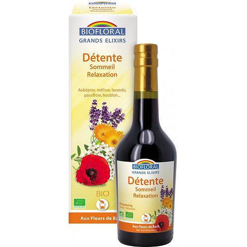 Elixir détente sommeil relaxation Bio - 375 ml
